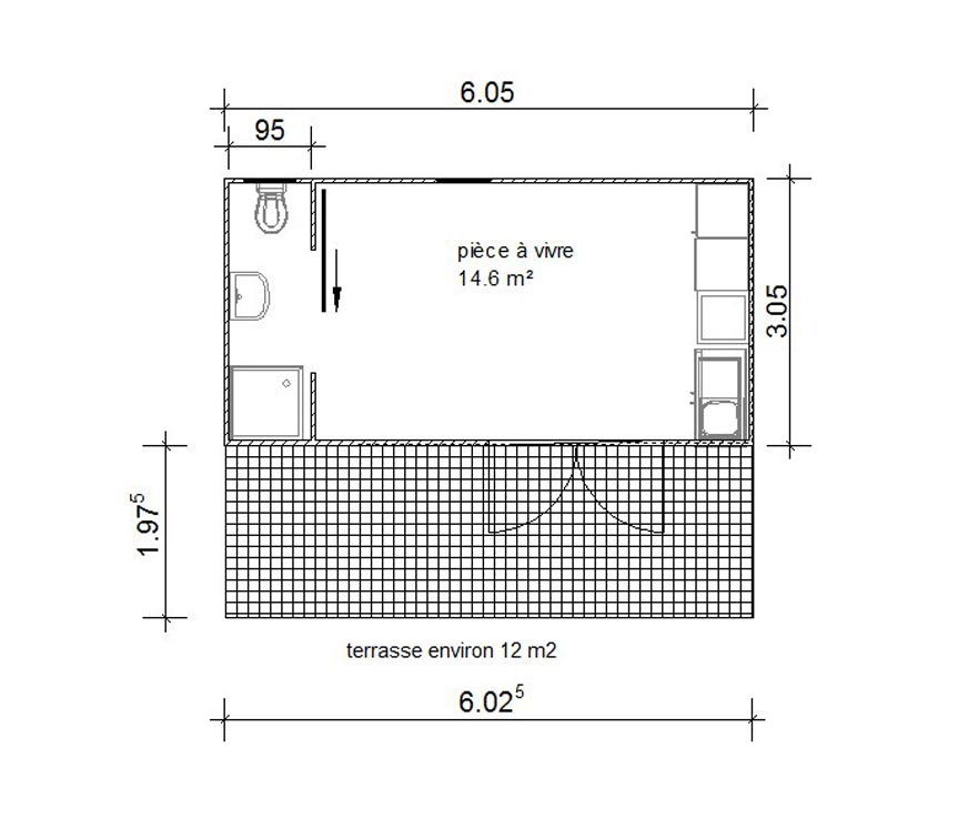 mod les tarifs bungamoov. Black Bedroom Furniture Sets. Home Design Ideas